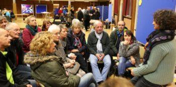 Das erste Treffen des Forums am 10. Dezember. Foto: nh