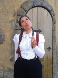 Märchenerzählerin Kirsten Stein. Foto: nh