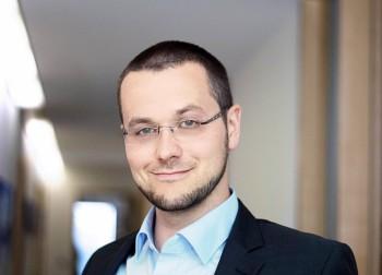 Steffen Müller von der Incloud GmbH in Darmstadt. Foto: nh