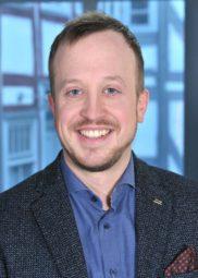 Schwarzenbergs Ortsvorsteher Timo Riedemann. Foto: nh