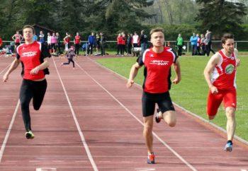 100-Meter-Finale der Männer. Foto: nh