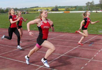 Rabea Pöppe sicherte sich den Sprinttitel bei den Frauen. Foto: nh