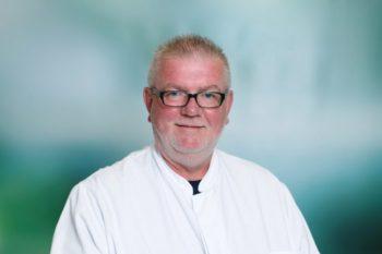 Jörg Kley, Oberarzt Allgemein-, Viszeral- und Gefäßchirurgie. Foto: nh