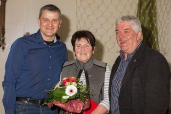 Andreas Hahn, Anni Schmidt und Hilmar Löber (v.l.). Foto: nh