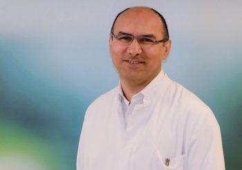 Chefarzt Dr. Elvan Akin. Foto: Asklepios
