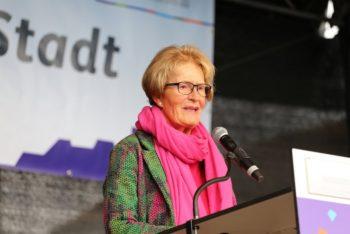 Die Schirmherrschaft hatte Maren Müller-Erichsen übernommen, Beauftragte der hessischen Landesregierung für Menschen mit Behinderung. Foto: nh