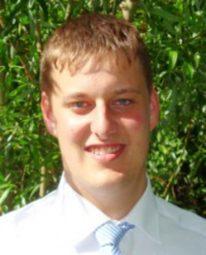 Martin Pflüger, Vorsitzender der Jungen Union Schwalmstadt. Foto: nh
