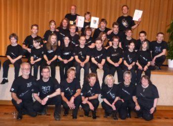 Musikzug des TSV 06 Malsfeld. Foto: nh