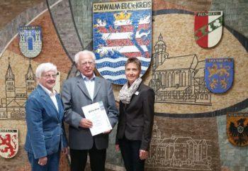 Martin Hentschker aus Melsungen gewann einen Gutschein über eine Woche im Buchenhaus in Schönau am Königssee für zwei Personen. Foto: nh