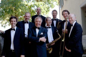 Die Sinatra Tribute Band. Foto: Kultursommer Nordhessen