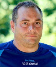 Andreas Milke ist der neue Trainer für das Juniorteam der SG 09 Kirchhof. Foto: nh