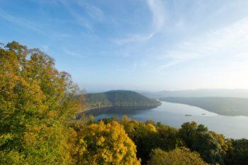 Buchenwälder im Nationalpark Kellerwald-Edersee. Foto: nh