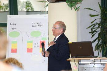 Der Vorsitzende des Angehörigen- und Betreuerbeirates, Ulrich Stiehl. Foto: nh