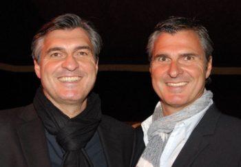 Michael und Uli Roth. Foto: nh