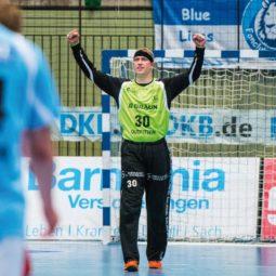Der Däne Rene Villadsen freut sich auf das Aufeinandertreffen mit seinem Ex-Klub, dessen Farben er in der letzten Saison noch trug. Foto: Heinz Hartung