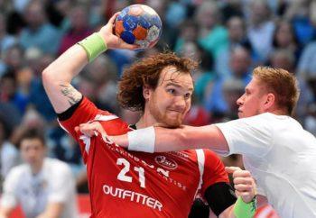 Glück gehabt: Timm Schneider ist nicht stärker verletzt. Foto: Hartung