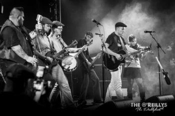 In der Musikszene zählen The O'Reillys and the Paddyhats zu den aufstrebendsten Irish Folk Punk Formationen Deutschlands. Foto: nh