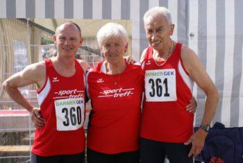 Bernd Gabel, Hella Böker und Harry Geier (v.l.). Foto: nh
