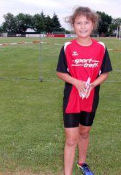 Karina Keil (2006) imponierte mit ihren Leistungen. Foto: nh
