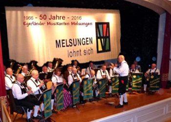 Die Egerländer Musikanten. Foto: Hans Wilhelm/nh