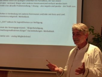 IVK-Vorsitzender Bernd Faßhauer. Foto: nh