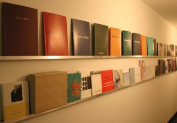 Die Katalogpräsentation. Foto: nh