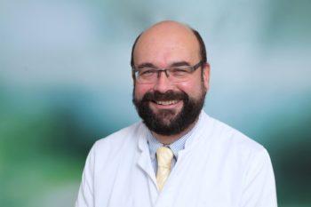 Chefarzt Dr. Gunther Claus. Foto: Asklepios
