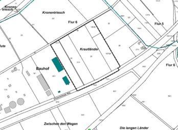 So ist der Planungsbereich abgegrenzt. Quelle: Stadt Melsungen
