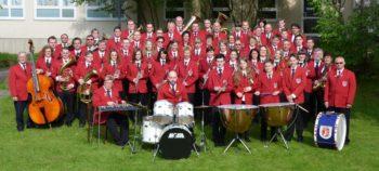 Das Blasorchester Wellerode. Foto: nh