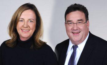 Silke Böttcher und Mark Weinmeister. Foto: nh