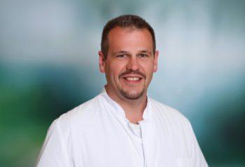 Carsten Hohmann, Oberarzt Intensivstation am Asklepios Klinikum Schwalmstadt. Foto: Asklepios