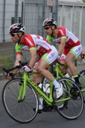 Enrico Oglialoro und Philipp Sohn. Foto: nh