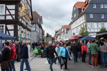 Ziegenhain vom Feinsten - Herbstmarkt. Foto: nh