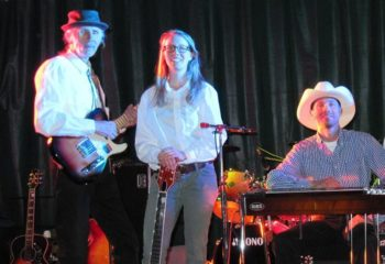 Overland Country Band. Foto: nh