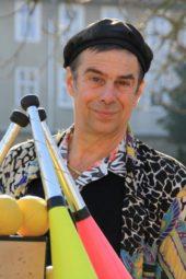 Gerd der Gaukler. Foto: nh