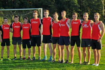 Das erfolgreiche Männerteam der MT-Melsungen mit fünf von sieben möglichen ersten sowie vier zweiten Plätzen. Foto: nh