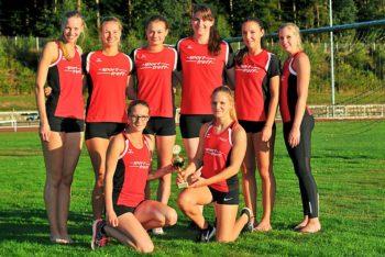 Das erfolgreiche Melsunger Frauen- und Jugendteam. Foto: nh