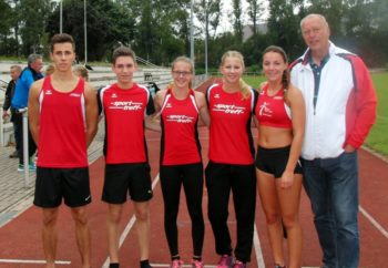 Das MT-Team in Neuhof. Foto: nh