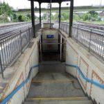 Jetziger Zustand des Bahnhofs in Wabern. Foto: nh