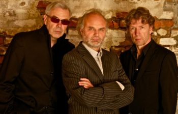Wolfgang Musick, Tobias Morgenstern und Stefan Kling (v.l.). Foto: Günter Linke/nh