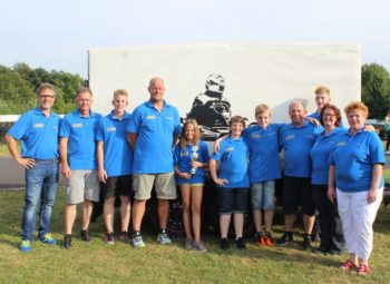 Die Mannschaft des RAC Borken e.V. in Fulda. Foto: nh