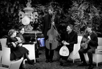 Das Ensemble Simkhat haNefesh möchte ein Bewusstsein schaffen für den kulturellen Schatz und die Schönheit der altehrwürdigen jiddischen Lieder. Foto: nh