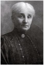 Bertha Pappenheim. Foto: nh