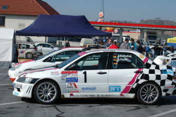 Das Fahrerlager wird wieder am MAXI-Autohof in Ostheim sein. Foto: nh