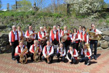 Die Knüllwaldmusikaten. Foto: nh