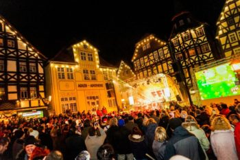 2015 fand das FFH-Weihnachtssingen in Fritzlar statt. Foto: FFH