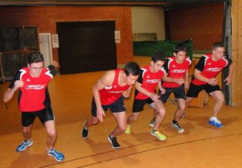 Start zum Vier-Rundenlauf der Männer. Foto: nh