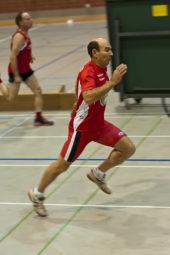 Basilius Balschalarski machte als 70-Jähriger noch eine gute Figur nicht nur im Sprint. Foto: nh