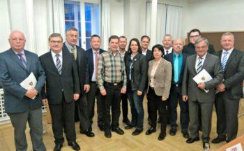 Die Mitglieder der Schwalmstädter CDU-Fraktion. Foto: nh