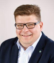 CDU-Bürgermeisterkandidat Marc Liebermann. Foto: nh
